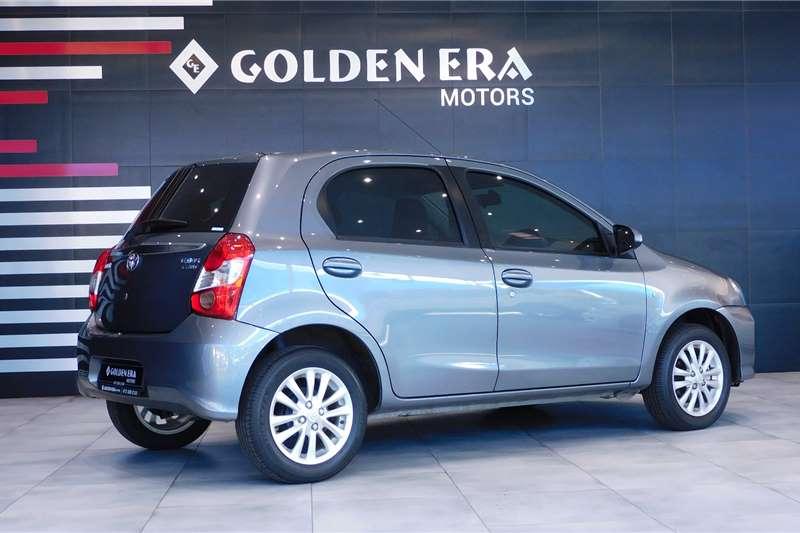 2020 Toyota Etios hatch
