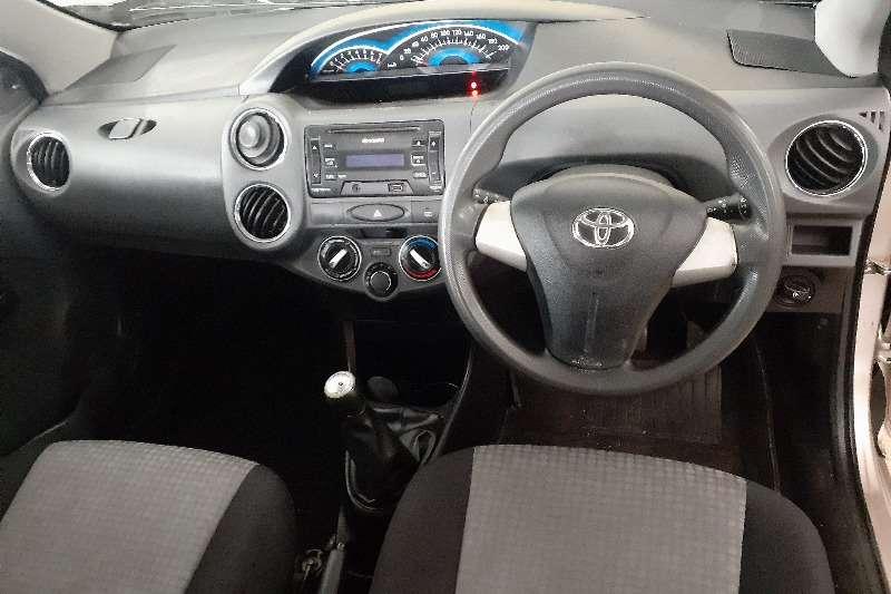 2015 Toyota Etios hatch