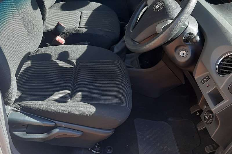 2019 Toyota Etios hatch