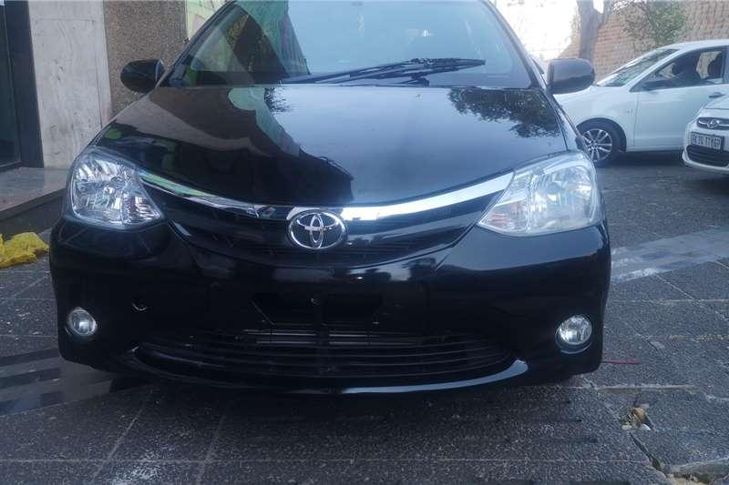 2013 Toyota Etios hatch