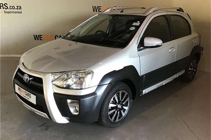 2015 Toyota Etios Cross 1.5 Xs
