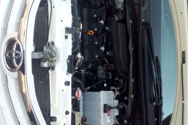 2017 Toyota Etios hatch 1.5 Xs