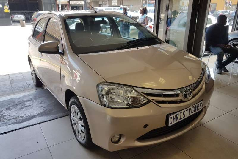 2014 Toyota Etios hatch 1.5 Sprint