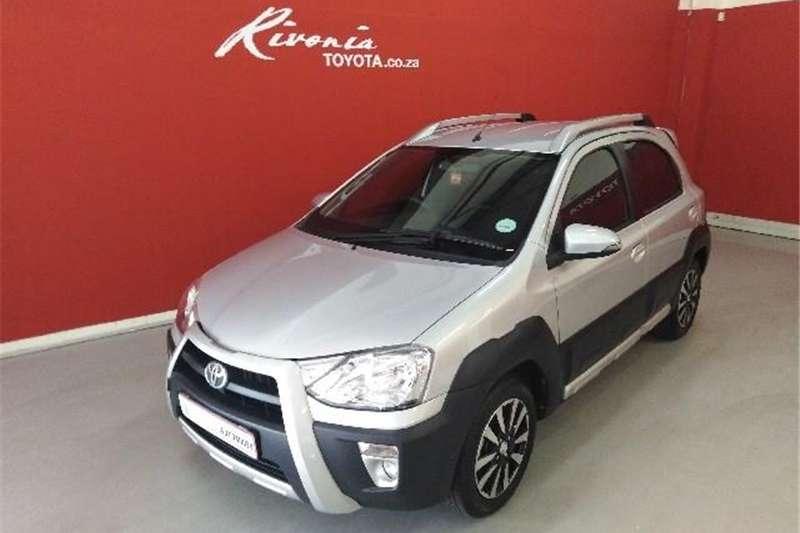 2019 Toyota Etios Cross 1.5 Xs