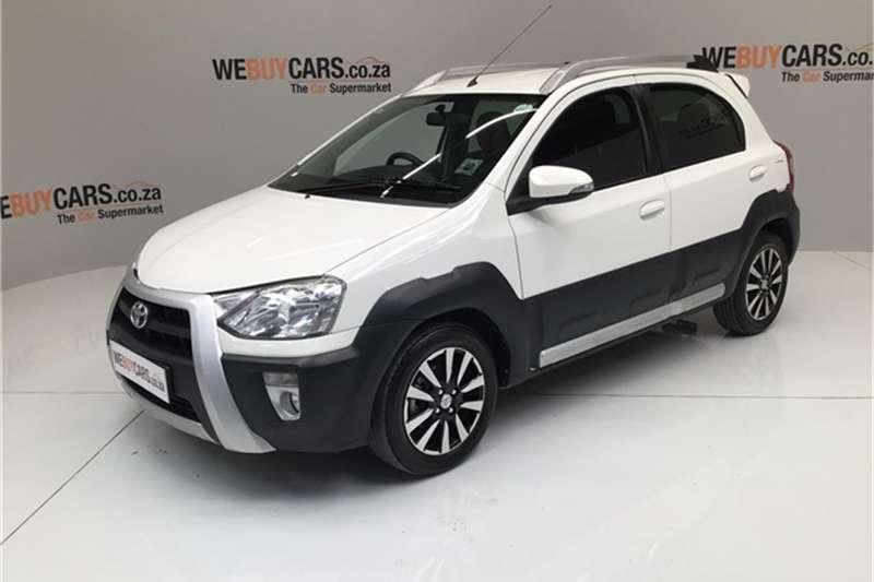 2016 Toyota Etios Cross 1.5 Xs