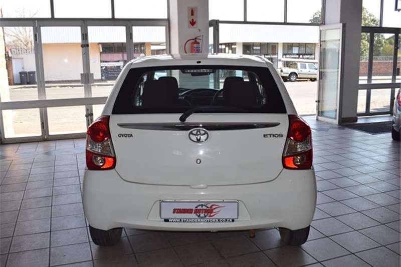 2016 Toyota Etios