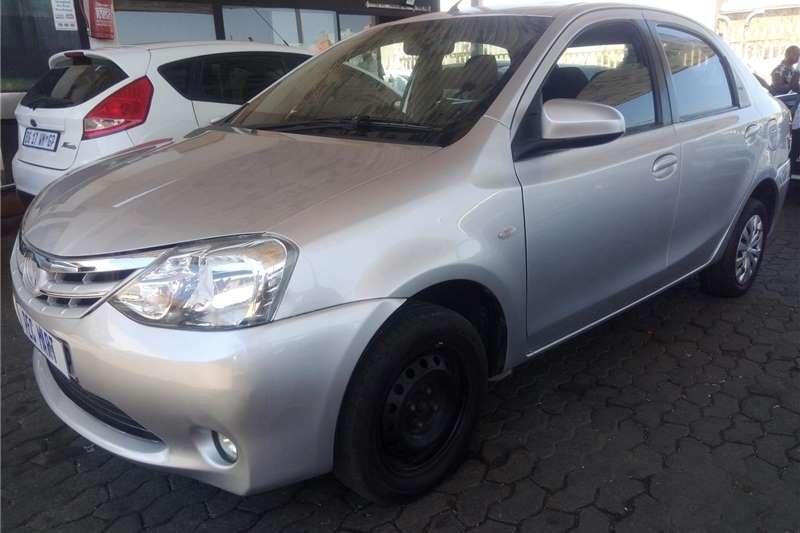 Used 0 Toyota Etios