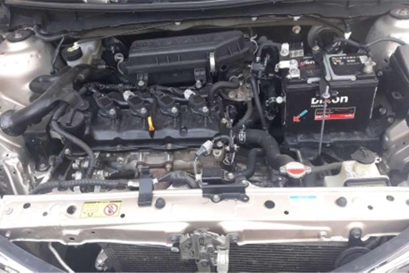 2016 Toyota Etios sedan