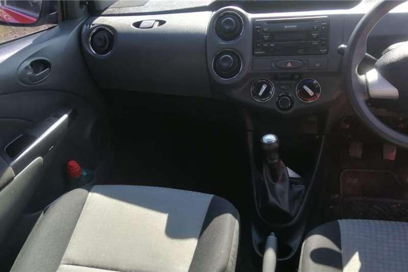 Used 2014 Toyota Etios sedan 1.5 Sprint