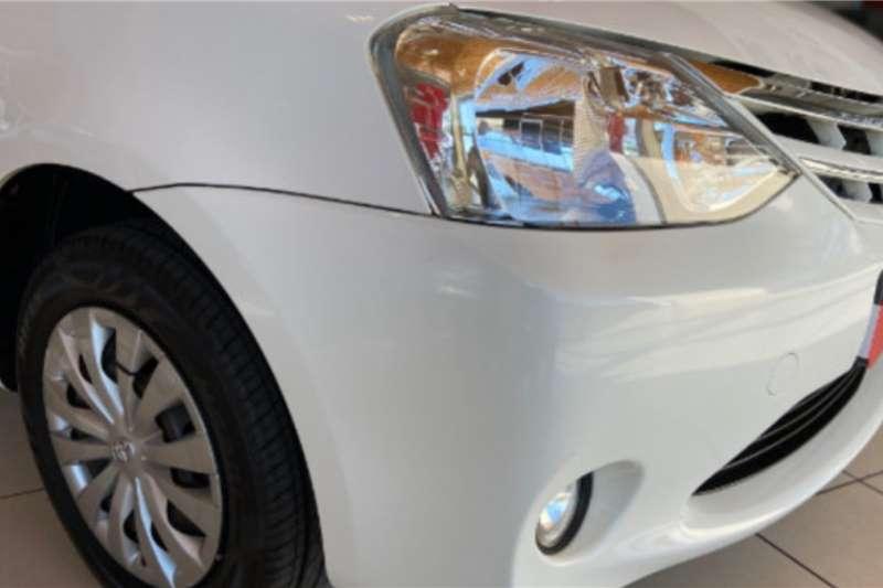 Used 2016 Toyota Etios sedan 1.5 Sprint