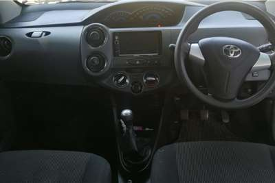 Used 2017 Toyota Etios sedan 1.5 Sprint