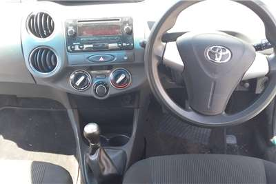 Toyota Etios sedan 1.5 Sprint 2018