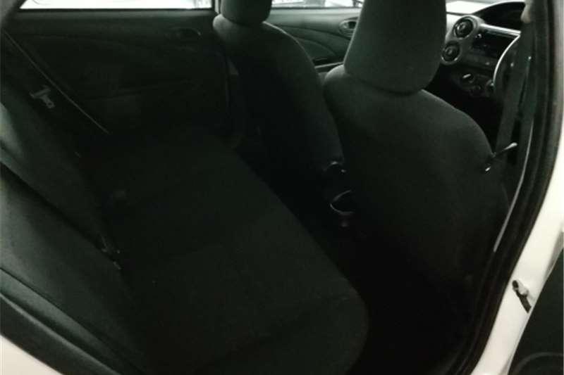 Toyota Etios sedan 1.5 Sprint 2018