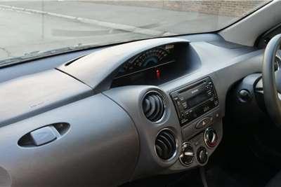 Used 2018 Toyota Etios sedan 1.5 Sprint
