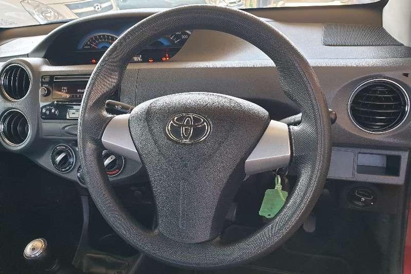 2018 Toyota Etios Etios sedan 1.5 Sprint