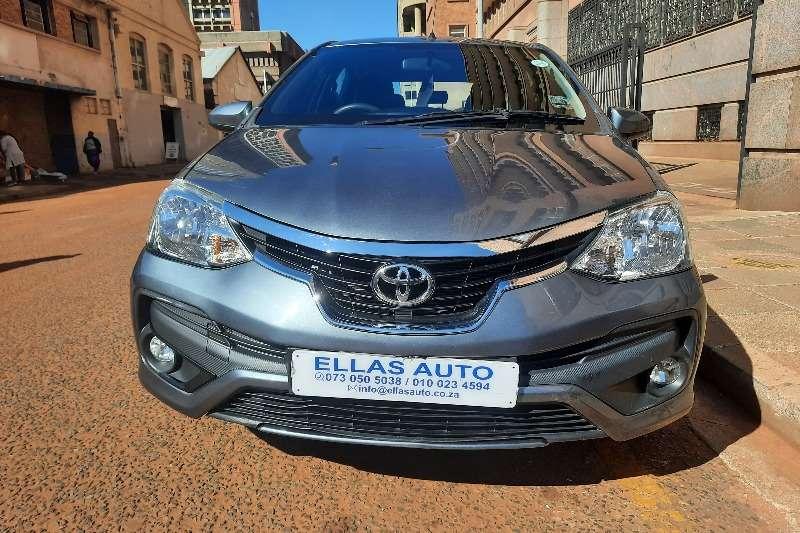 2019 Toyota Etios Etios sedan 1.5 Sprint