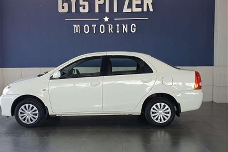 2013 Toyota Etios Etios sedan 1.5 Xi