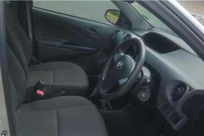 Used 2018 Toyota Etios sedan 1.5 Xi