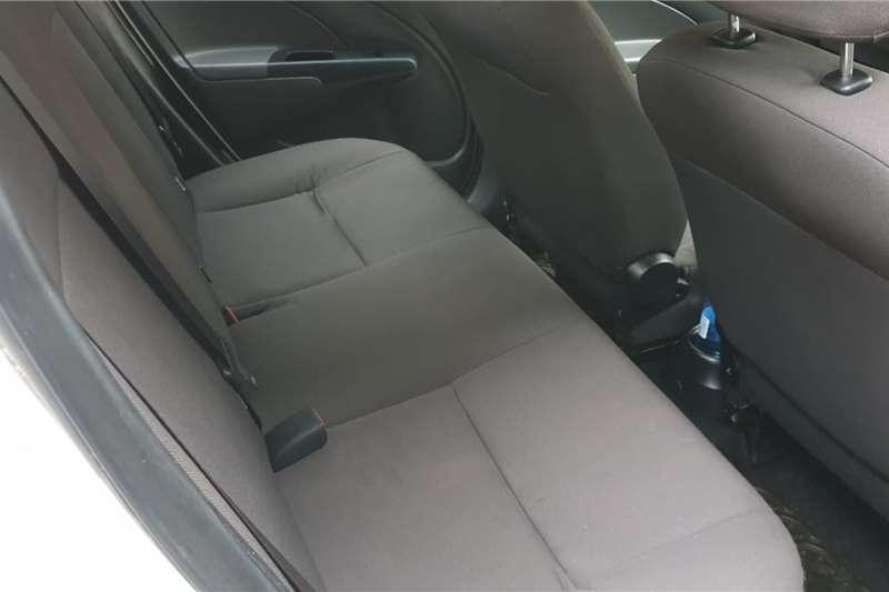 Toyota Etios sedan 1.5 Xi 2019