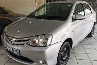 Used 2019 Toyota Etios sedan 1.5 Xi
