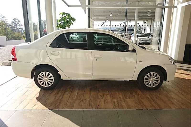 Toyota Etios sedan 1.5 Xi 2020