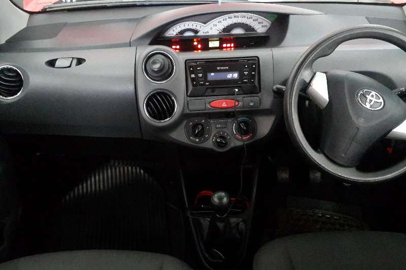 Used 2013 Toyota Etios sedan 1.5 Xs