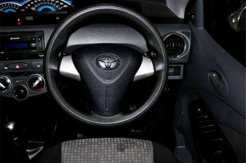 Toyota Etios sedan 1.5 Xs 2014