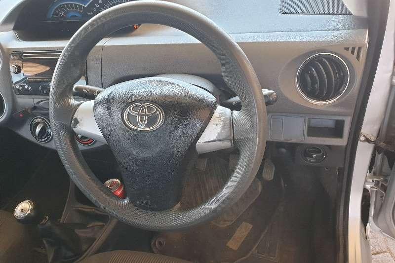 Used 2016 Toyota Etios sedan 1.5 Xs