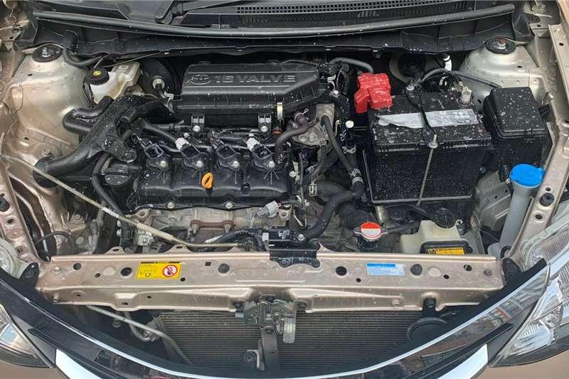 Toyota Etios sedan 1.5 Xs 2017