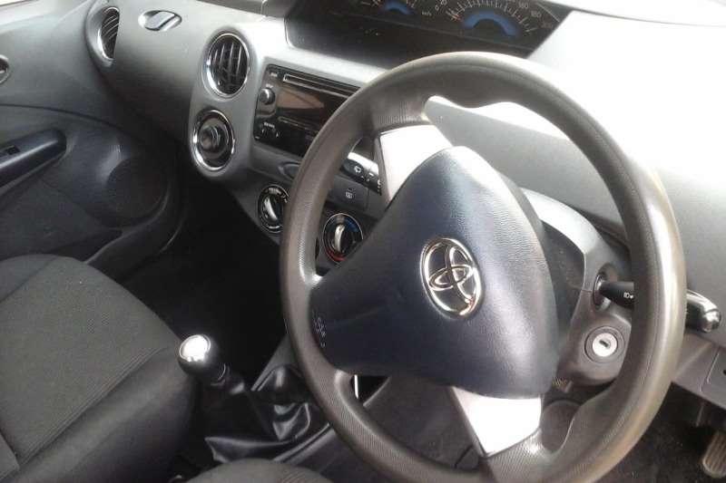 Used 2017 Toyota Etios sedan 1.5 Xs