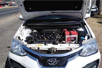Used 2018 Toyota Etios sedan 1.5 Xs