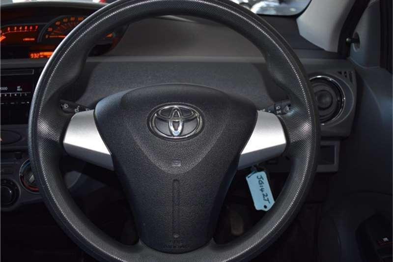 2019 Toyota Etios Etios sedan 1.5 Xs