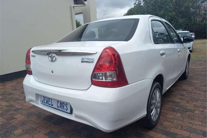 Used 2019 Toyota Etios sedan 1.5 Xs