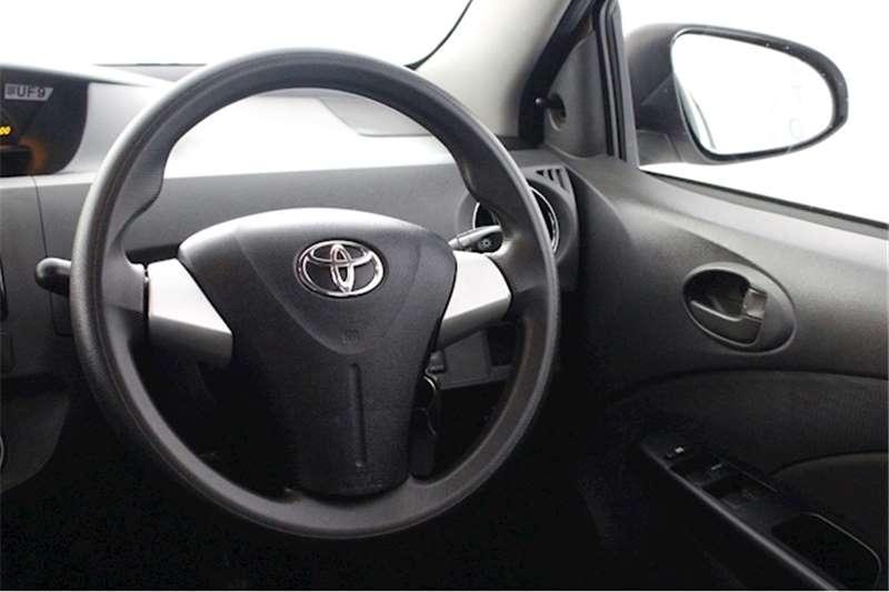 Toyota Etios sedan 1.5 Xs 2020