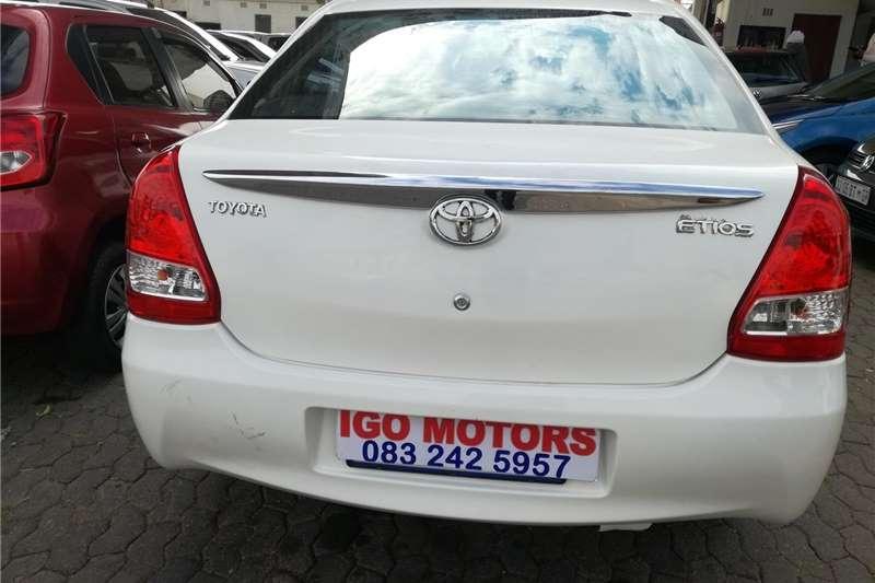 Used 2014 Toyota Etios Sedan
