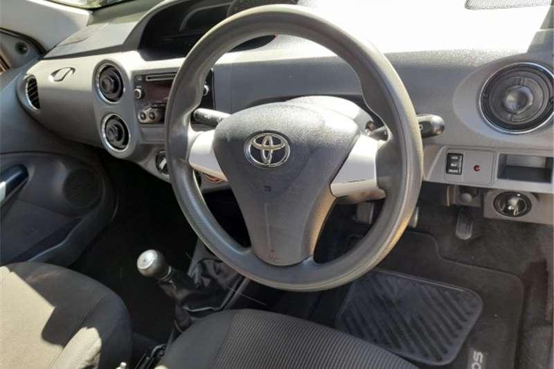 2019 Toyota Etios sedan