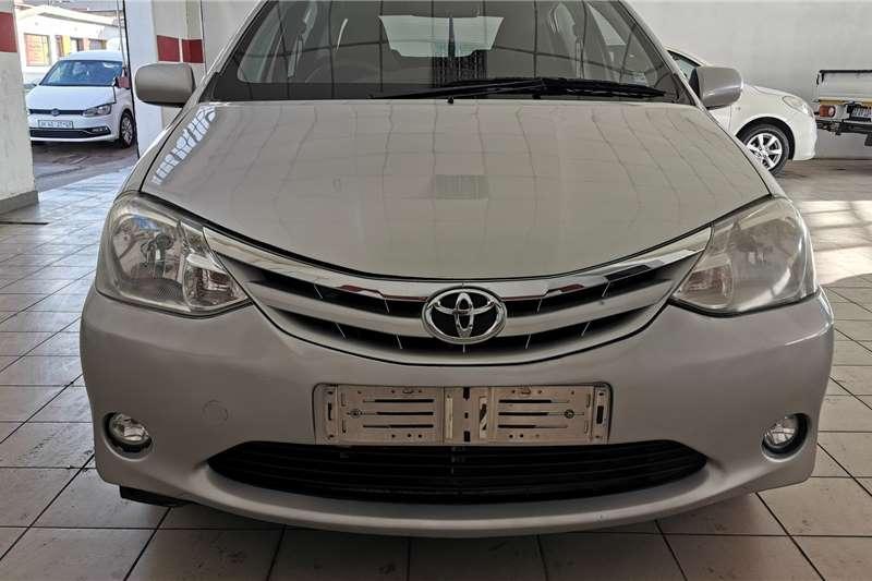 Toyota Etios Sedan ETIOS 1.5 Xi 2012