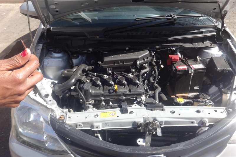 Toyota Etios Sedan ETIOS 1.5 Xi 2013