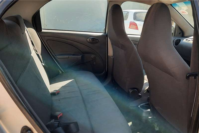 Used 2013 Toyota Etios Sedan ETIOS 1.5 Xi