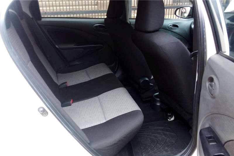Toyota Etios Sedan ETIOS 1.5 Xi 2014