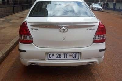 Used 2014 Toyota Etios Sedan ETIOS 1.5 Xi