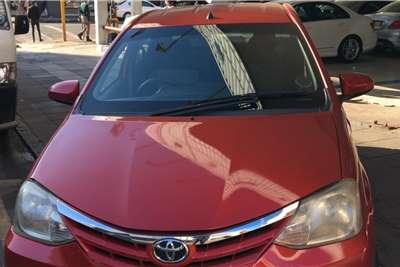 2014 Toyota Etios sedan ETIOS 1.5 Xi