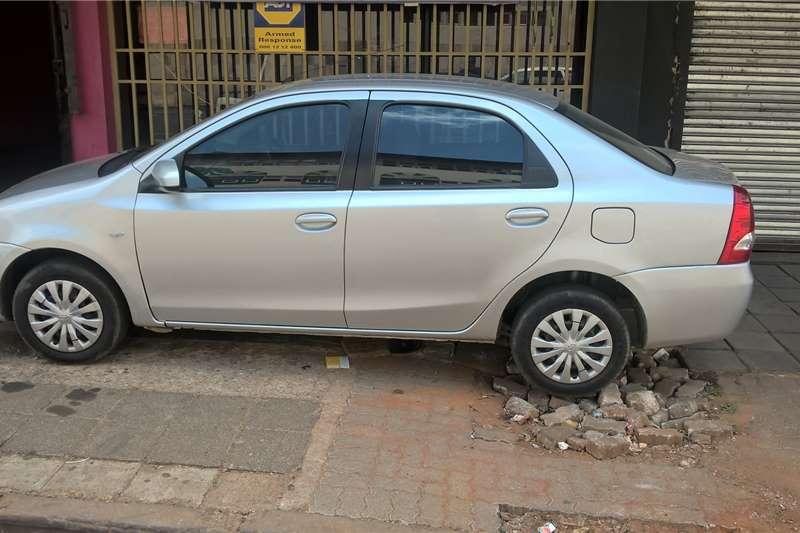 Used 2015 Toyota Etios Sedan ETIOS 1.5 Xi