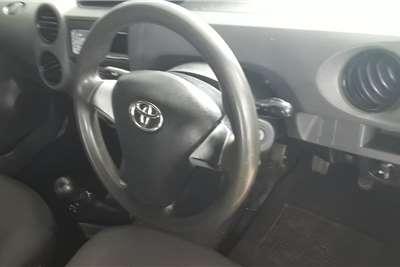 Used 2016 Toyota Etios Sedan ETIOS 1.5 Xi