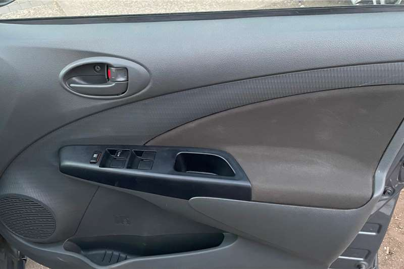 2016 Toyota Etios sedan ETIOS 1.5 Xi