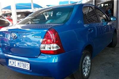 Used 2017 Toyota Etios Sedan ETIOS 1.5 Xi