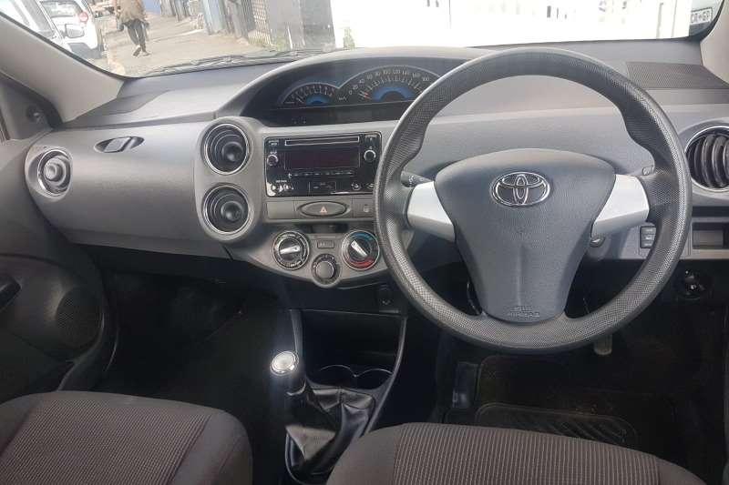 Toyota Etios Sedan ETIOS 1.5 Xi 2018