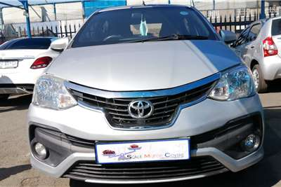 Used 2018 Toyota Etios Sedan ETIOS 1.5 Xi