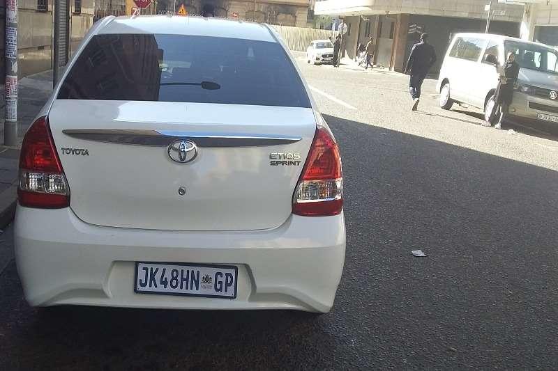 Used 2019 Toyota Etios Sedan ETIOS 1.5 Xi