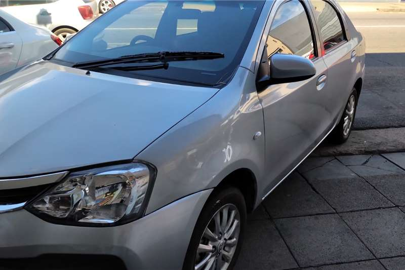 Toyota Etios Sedan ETIOS 1.5 Xi 2019